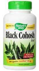 Black Cohosh capsules benefits for women