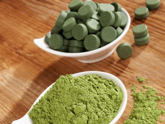 Chlorella Algae Benefits