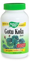 Gotu Kola - Nature's Way