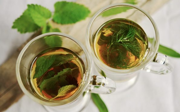 Herbal tea - Natural diet remedy