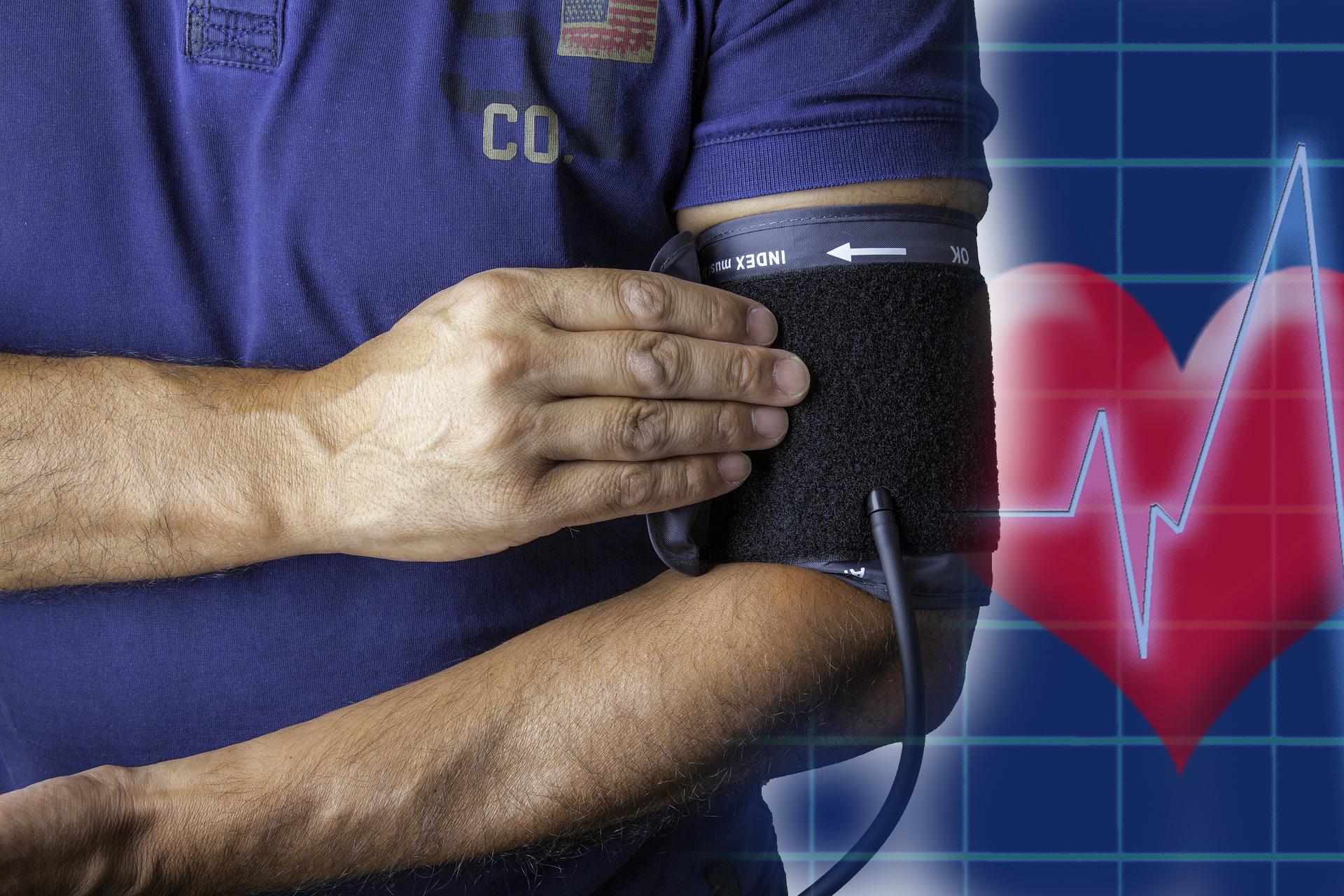 High Blood Pressure Natural Remedy