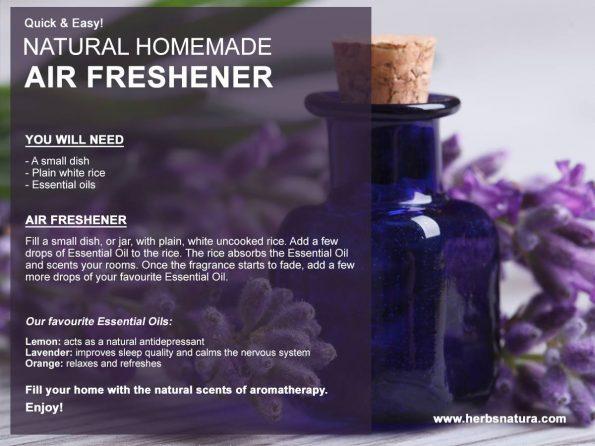 Lavender - Natural Homemade Air Freshener