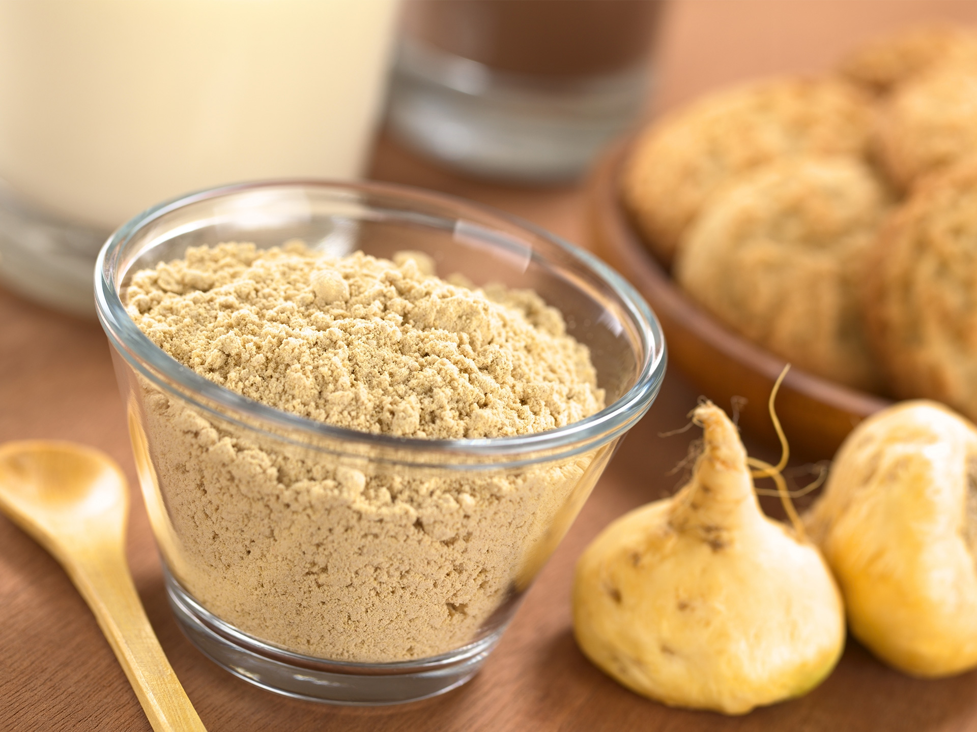 Maca Root - Health Benefits