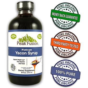 Yacon Product - Pure Yacon Syrup